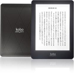 ヨドバシ com - Kobo コボ N613-KJP-B [電子ブック楽天 kobo glo