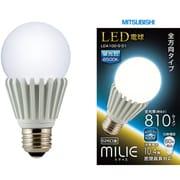 LDA10D-G-D1 [LED電球 E26口金 昼光色相当 810lm 全方向 MILIE(ミライエ)]