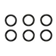 94812 [ミニ四駆AOパーツ AO-1026 13-12mmローラー用ゴムリング(6個)]