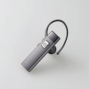 LBT-MPHS07GR [Bluetooth 携帯用ヘッドセット スリム&コンパクト HS07シリーズ グレー]