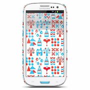 DMA-LABC-YU-01-S3-LT [+D Case for Galaxy S3 YU-01]