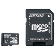 RMSD-16GC10SA [microSDHCカード Class10 SD変換アダプター付 16GB]