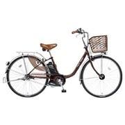 BE-ENS435T [電動アシスト自転車 ビビ・SX 24型 ECONAVI(エコナビ)搭載 チョコブラウン]