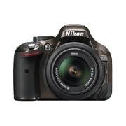 D5200 18-55VR レンズキット ブロンズ [ボディ+交換レンズ「AF-S DX NIKKOR 18-55mm f/3.5-5.6G VR」]