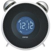 MF240BT-BK [FMラジオ搭載 目覚まし機能付 Bluetooth対応スピーカー TickTock Bluetooth ブラック]