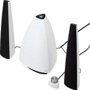 E3350BT-WH [Bluetooth対応 マルチメディアスピーカー Prisma ホワイト]