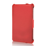 BM-NE7FLSTD/R [Leather Stand Case for Nexus 7 レッド]