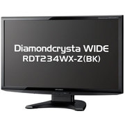 RDT234WX-Z(BK) [ワイド液晶ディスプレイ]