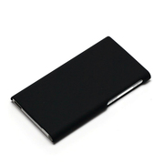 PG-IPNA7PC03RB [iPod nano 7th用 ポリカーボネイトハードケース ラバーブラック]