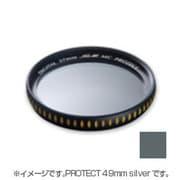 HG-AR MC PROTECT 49mm silver プラネットU [レンズフィルター]