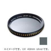 HG-AR MC UV 49mm silver プラネットU [レンズフィルター]