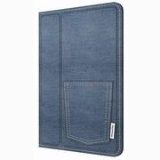 IPDN-MFD-23 [iPad mini対応ケース マイクロフォリオポケットシリーズ ブルー]
