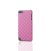 AVA-T12PV2G1 [iPod touch 第5世代用ケース touch loop対応 for Girl1/ドット]