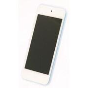 PTZ-11 [iPod touch 第5世代用 シリコーンジャケット set for iPod touch 5th ナチュラル]