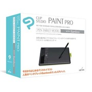 CLIP STUDIO PAINT PRO ペンタブレットモデル [Windows&Macソフト]