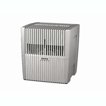 LW25JW [加湿空気清浄機(加湿約24畳まで 空清約12畳まで) ベンタ エアウォッシャー ホワイト/グレー 100-240V/50/60HZ対応]