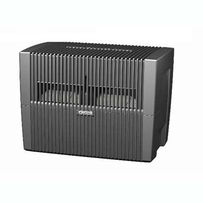 LW45J [加湿空気清浄機(加湿約45畳まで 空清約24畳まで) ベンタ エアウォッシャー ブラック/メタリック 100-240V/50/60HZ対応]