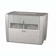 LW45JW [加湿空気清浄機(加湿約45畳まで 空清約24畳まで) ベンタ エアウォッシャー ホワイト/グレー 100-240V/50/60HZ対応]