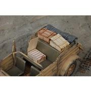 1/35 ドイツ 7.92ミリ弾 弾薬木箱
