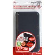 ANS-3D030BK [3DSLL用シリコンプロテクト 3L ブラック]