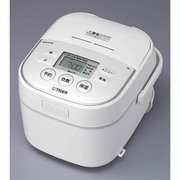 JBU-A550-W [マイコン炊飯器 3合 炊きたて おとなのtacook(タクック) ホワイト]