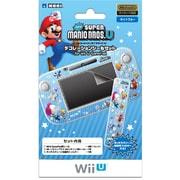 ニュー スーパーマリオブラザーズ U  デコレーションシールセット for Wii U GamePad ライトブルー [Wii U用]