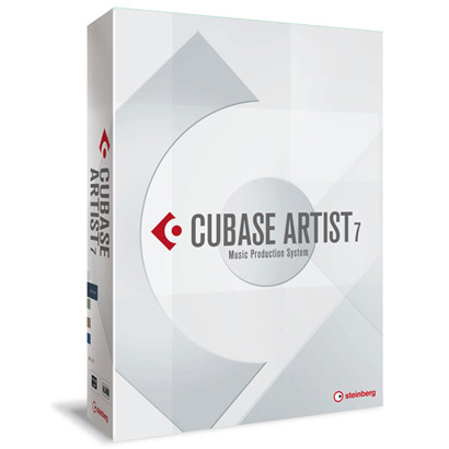 CUBASE ARTIST 7 通常版 [Windows/Mac]