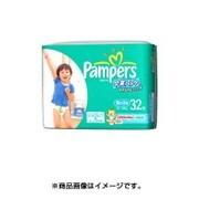 パンパース 卒業パンツ スーパージャンボパック 男の子用 32枚 [子供用紙おむつ トイレトレーニング]