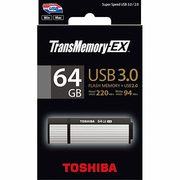 UX-A064GT [USB3.0対応 USBフラッシュメモリ 64GB]
