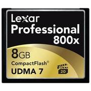 LCF8GBCTBJP800 [コンパクトフラッシュ 8GB プロフェッショナルx800シリーズ]