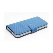 SY-007B-BL [iPhone5用電磁波吸収ケース(ブックカバータイプ) BLUE]