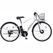 VBES783 OW29 [電動アシスト自転車 EX-Cross S Assist(EXクロス・S アシスト) 27型 外装8段変速 ソリッドホワイト]