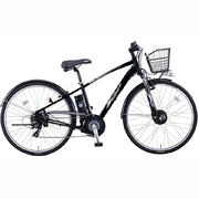 VBES783 OK21 [電動アシスト自転車 EX-Cross S Assist(EXクロス・S アシスト) 27型 外装8段変速 ブラック]