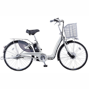 VLL633 OS47 [電動アシスト自転車 Lilly Assist(リリーアシスト) 26型 内装3段変速 シルバー]