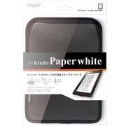 TBC-KPW1203BK [kindle paperwhite用スリップインケース ブラック]