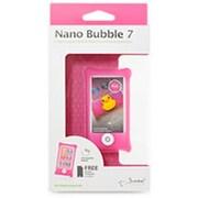 NA712011-P [iPod nano 第7世代用 ケース ピンク Bone Collection Nano Bubble 7 Pink]