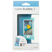 NA712011-B [iPod nano 第7世代用 ケース ブルー Bone Collection Nano Bubble 7 Blue]