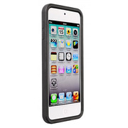 1971-SJS-T5-B [iPod touch 第5世代用 ケース ブラック ARTWIZZ SJ Silicone for iPod touch 5th black]