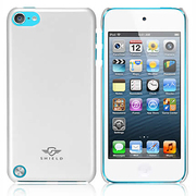 iT5-White SHIELD [iPod touch 第5世代用 ケース ホワイト]
