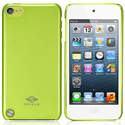 iT5-Green SHIELD [iPod touch 第5世代用 ケース グリーン]