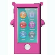 CP12NA7BAG-P [iPod nano 第7世代用 シリコンケース ピンク BearAngel]