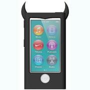 CP12NA7DBL-BK [iPod nano 第7世代用 シリコンケース ブラック Diablo]