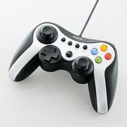 JC-U3613MSV [12ボタンUSBゲームパッド Xinput対応 シルバー]
