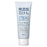 無添加石けん洗顔フォーム [140g]