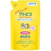 アトピコ スキンケアシャンプー(つめかえ用) [精製ツバキ油配合 髪・顔・からだも洗える低刺激シャンプー]