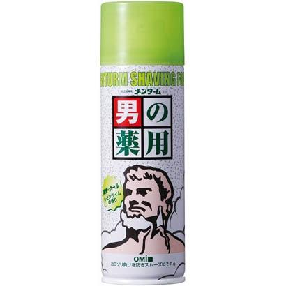薬用シェービングフォーム(レモンライム) 200g [医薬部外品]