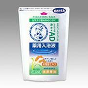 AD薬用入浴液 森林の香り 詰めかえ用 600mL [医薬部外品]