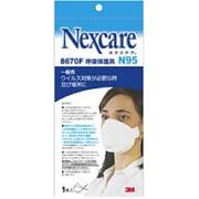 ネクスケア呼吸保護具1枚 [ウイルス対策呼吸保護具]