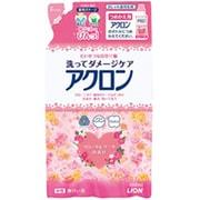 フローラルブーケの香り つめかえ用(400mL) /アクロン/ [洗濯洗剤]