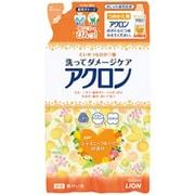 シャイニーフルーツの香り つめかえ用(400mL) /アクロン/ [洗濯洗剤]
